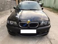 Cần bán lại xe BMW 3 Series 318i đời 2005, màu đen xe gia đình