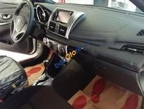 Bán Toyota Yaris 1.3 G năm 2017, màu trắng, nhập khẩu