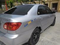 Bán ô tô Toyota Corolla altis 1.8G MT năm 2002, màu bạc