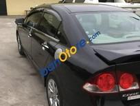 Bán xe cũ Honda Civic 2.0 sản xuất 2008, màu đen số tự động
