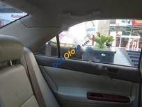 Bán xe cũ Toyota Camry 2.4G 2005, màu đen xe gia đình
