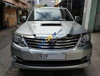 Cần bán lại xe Toyota Fortuner G năm 2015, màu bạc, 945 triệu