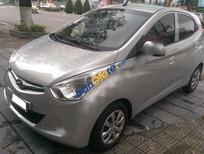 Cần bán gấp Hyundai Eon năm sản xuất 2012, màu bạc, xe nhập, giá chỉ 255 triệu