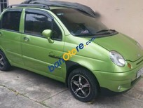 Cần bán lại xe Daewoo Matiz SE đời 2004, màu xanh