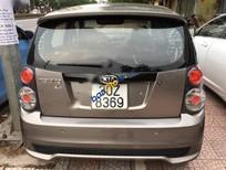Bán Kia Morning SLX đời 2010, màu xám, nhập khẩu nguyên chiếc số tự động, giá tốt