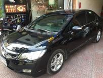 Cần bán gấp Honda Civic 2.0 đời 2007, màu đen