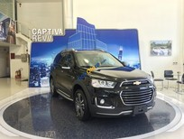 Bán Chevrolet Captiva REVV năm sản xuất 2017, màu đen