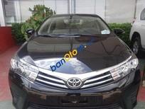 Bán Toyota Corolla Altis 1.8G MT đời 2017, màu đen, giá 760tr