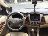 Cần bán xe Toyota Innova G đời 2006, màu bạc còn mới