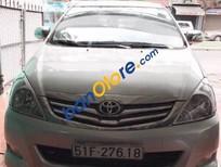 Cần bán xe cũ Toyota Innova J đời 2008, màu bạc, giá tốt