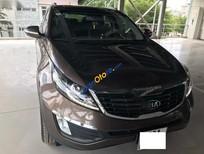 Cần bán xe Kia Sportage đời 2011, màu nâu, nhập khẩu, 730 triệu