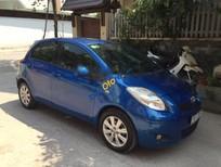 Bán ô tô Toyota Yaris 1.3AT đời 2010, màu xanh lam, nhập khẩu, giá chỉ 499 triệu