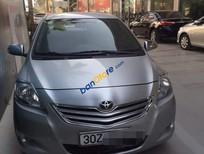 Cần bán Toyota Vios E MT năm 2010, màu bạc