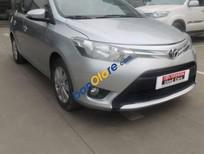 Bán ô tô Toyota Vios E đời 2014, màu bạc chính chủ