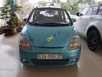 Cần bán xe Daewoo Matiz SE 2006, màu xanh lam, xe nhập