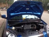 Cần bán lại xe Kia Morning SLX đời 2009, màu xanh lam, nhập khẩu, giá chỉ 260 triệu