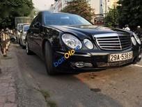 Cần bán lại xe Mercedes E200 đời 2009, nhập khẩu nguyên chiếc