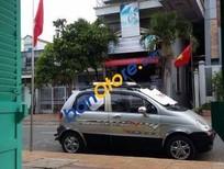 Bán Daewoo Matiz đời 2001, màu bạc xe gia đình