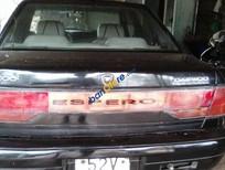 Bán Daewoo Espero sản xuất 1997, màu đen, nhập khẩu