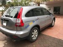 Bán ô tô Honda CR V sản xuất 2009, màu bạc, nhập khẩu, 700 triệu