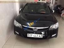 Bán xe cũ Honda Civic 1.8 đời 2010, màu đen số sàn, giá tốt