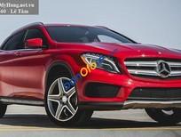 Bán xe Mercedes GLA250 sản xuất 2016, màu đỏ, xe nhập