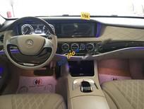 Cần bán Mercedes S500 đời 2017, màu trắng, nhập khẩu chính hãng