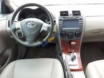 Bán ô tô Toyota Corolla altis 2.0V đời 2009, màu bạc