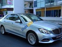 Cần bán xe Mercedes E400 sản xuất 2014, màu bạc