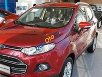 Cần bán xe Ford EcoSport đời 2017, màu đỏ