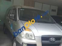 Bán xe Hyundai Grand Starex đời 2005, màu bạc