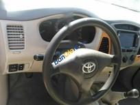 Nhượng lại xe Toyota Innova J đời 2007, màu bạc chính chủ