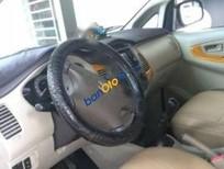 Cần bán xe Toyota Innova G đời 2011, màu bạc