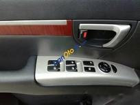 Cần bán Hyundai Santa Fe MLX đời 2007, màu bạc số tự động