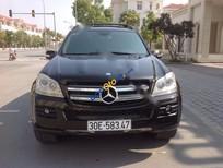 Cần bán lại xe Mercedes GL450 đời 2008, màu đen, xe nhập chính chủ