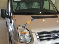 Bán ô tô Ford Transit Medium sản xuất 2017, màu bạc
