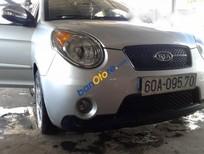Bán Kia Morning SLX đời 2008, màu bạc, nhập khẩu nguyên chiếc số tự động