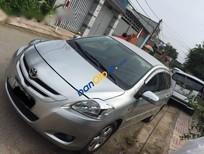 Cần bán xe Toyota Vios E đời 2009, màu bạc