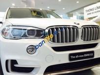 Bán BMW X5 2.0 năm sản xuất 2017, màu trắng, giá tốt