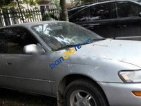Cần tiền bán xe Toyota Corolla GLI đời 1995, màu bạc, nhập khẩu chính chủ