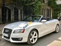 Cần bán lại xe Audi A5 2.0T Quattro sản xuất 2009, màu trắng, xe nhập số tự động