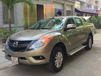 Bán Mazda BT50 AT3.2 sx 2013 màu vàn g đồng 575 triệu