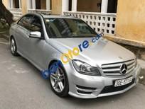 Cần bán xe Mercedes C300 AMG sản xuất 2012, màu bạc