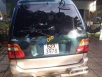 Cần bán xe Toyota Zace GL đời 2004, màu xanh lam, 378 triệu