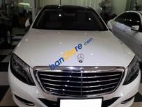 Cần bán xe Mercedes S400 đời 2015, màu trắng, xe nhập số tự động