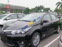 Bán xe Toyota Corolla Altis 1.8G AT đời 2017, màu đen, 770 triệu
