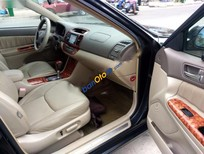 Bán Toyota Camry 3.0V năm 2005, màu đen, xe nhập số tự động