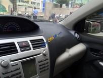 Cần bán gấp Toyota Vios G đời 2008, màu bạc số tự động