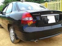 Bán xe Daewoo Nubira II sản xuất 2002, màu đen chính chủ