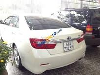 Bán ô tô Toyota Camry sản xuất 2013, màu trắng